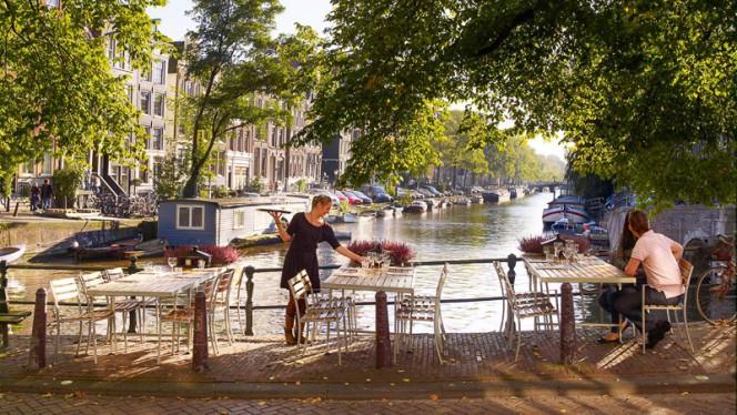 Exterior - De Belhamel, Amsterdam