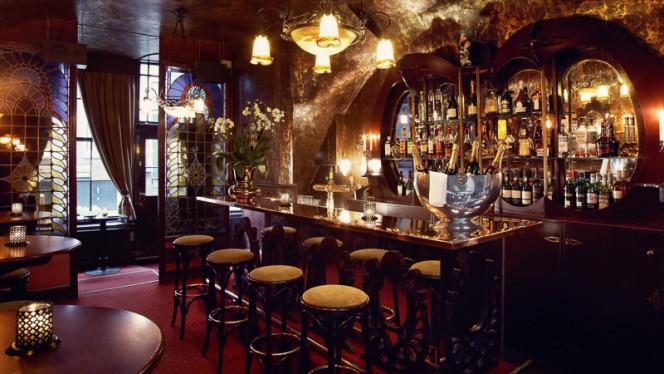 Interior/Bar - De Belhamel, Amsterdam