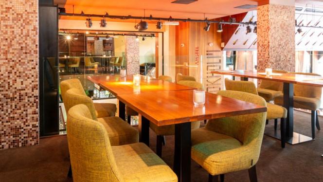Het restaurant - Stockholm, Rotterdam