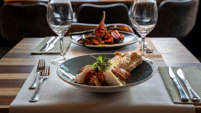 Specialiteit van de chef - Stockholm, Rotterdam