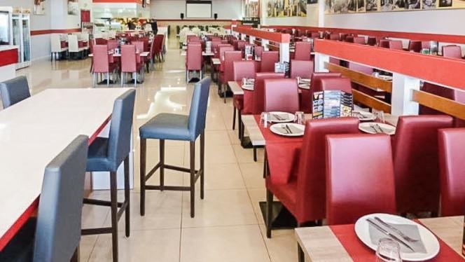 Sala - Pizza Roulette, Rozzano