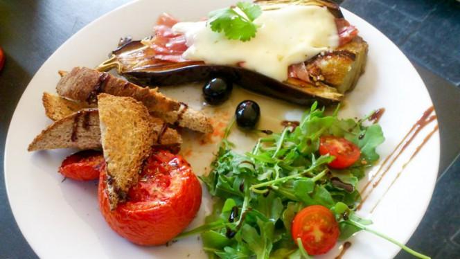 Sugestão Vegetariana do Chef - La Maison Rouge 48, Porto