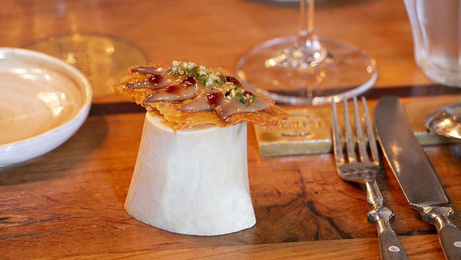 Sugerencia del chef - Suculent, Barcelona