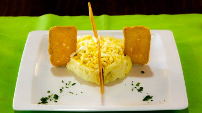 sugerencias del chef - El Nuevo Virrey, Valencia