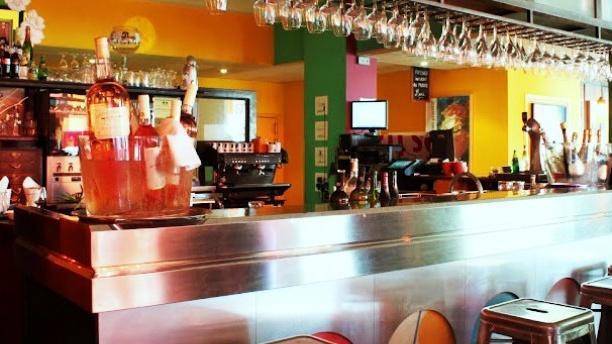 Aperçu du bar - Iceo, Lyon