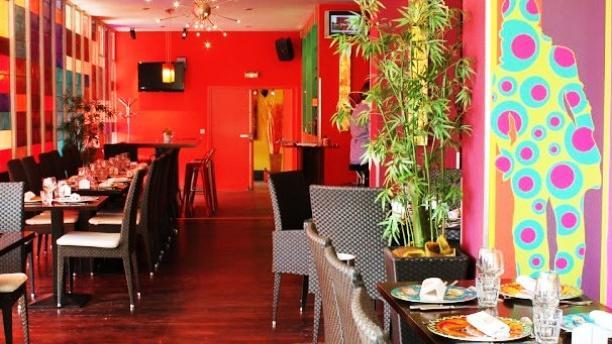 Salle du restaurant - Iceo, Lyon