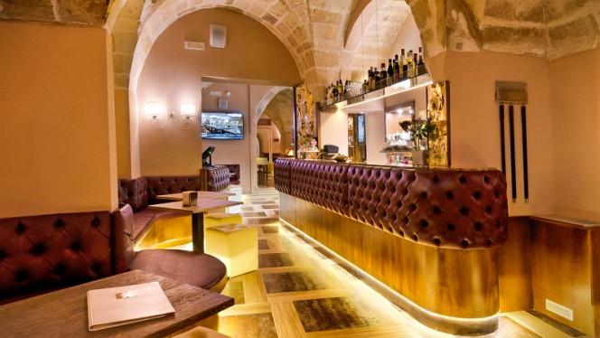 Entrata - Le Club Restaurant, Lecce