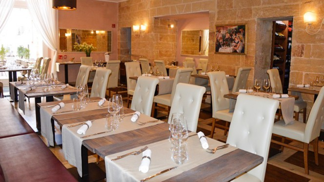 Sala - Le Club Restaurant, Lecce