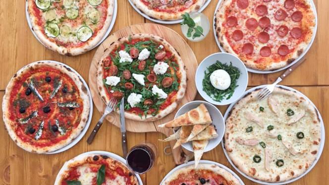 prato - Mabiche Pizza, Lisboa