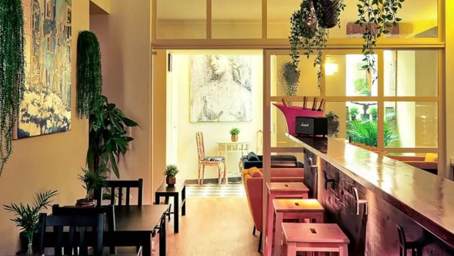 Entrada - Soul Kitchen Bar, Lisboa