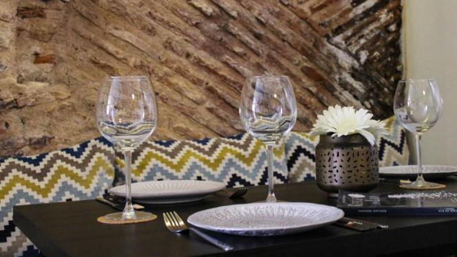 Vista da sala - Soul Kitchen Bar, Lisboa