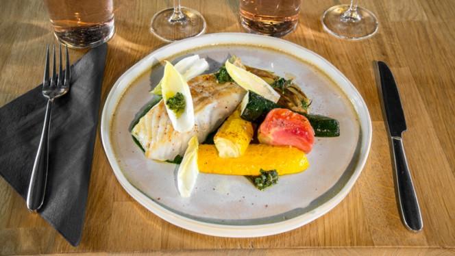 Suggestion du chef - EP7 - Guinguette Numérique et Gourmande, Paris