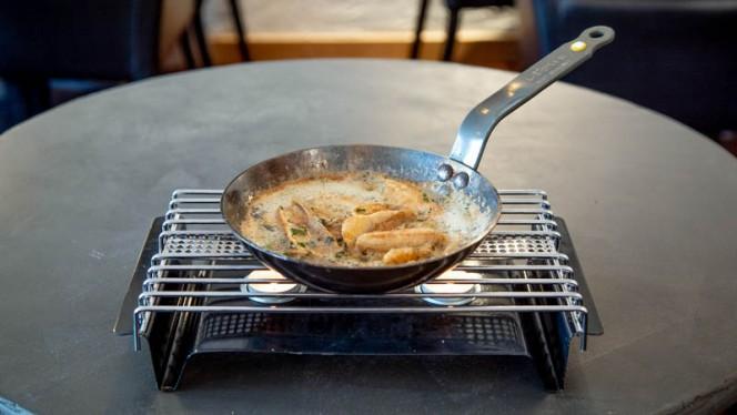 Suggestion du Chef - Auberge du Lion d'Or - Versoix, Versoix