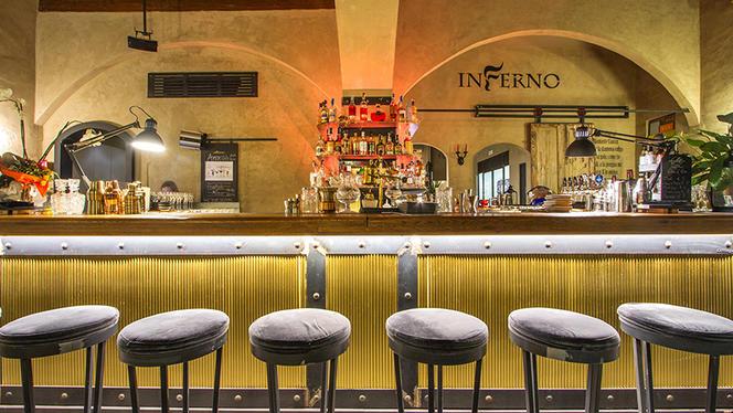 Angolo lounge bar - Inferno, Firenze