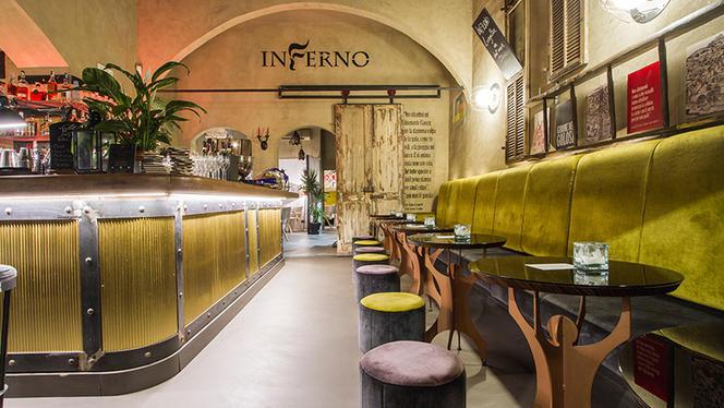Ingresso - Inferno, Firenze