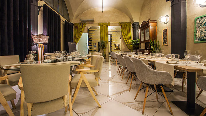 La sala - Inferno, Firenze