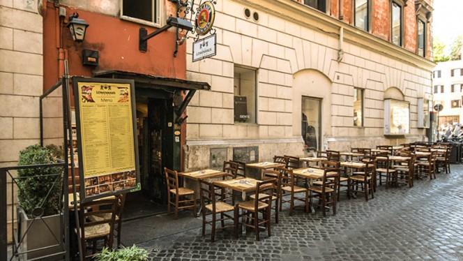 Entrata - Lowenhaus, Rome