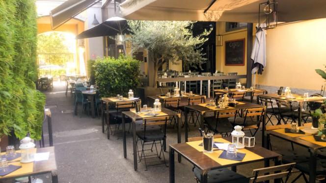 Terrazza - Cibus 104, Milano