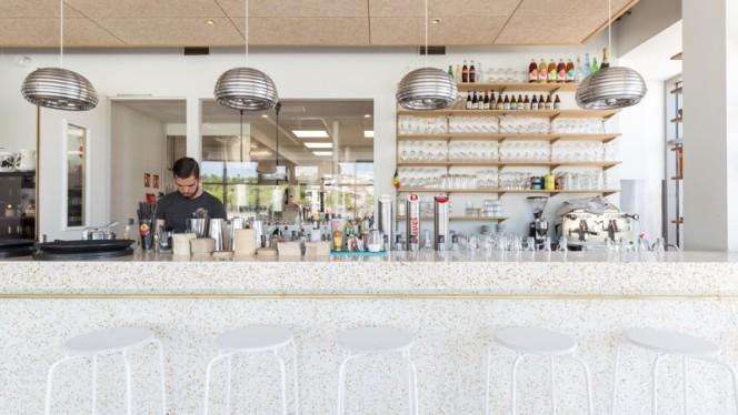 Bar - A la Piscine, Lyon