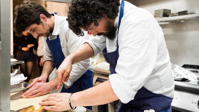 chef - A la Piscine, Lyon