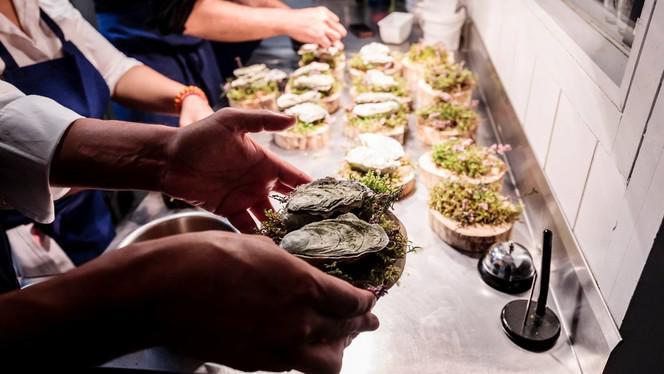 cuisine - A la Piscine, Lyon