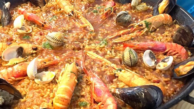 Sugerencia del chef - El xiringo, Barcelona