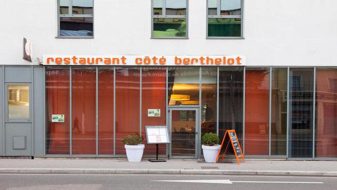 devanture - Côté Berthelot, Lyon