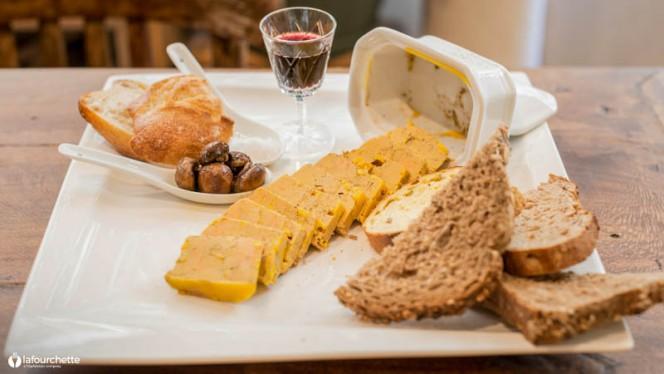 Foie gras - L'Apatam, Paris