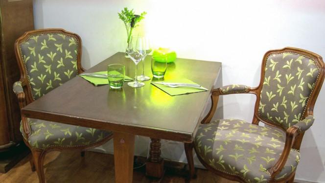 Table - L'Apatam, Paris