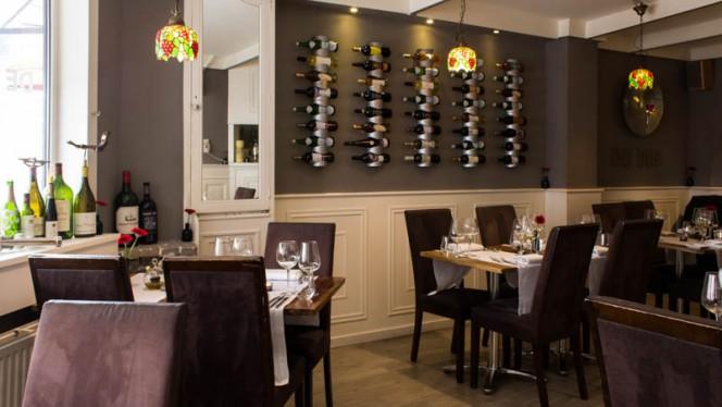 Restaurant - De Dis eten & drinken, Den Haag