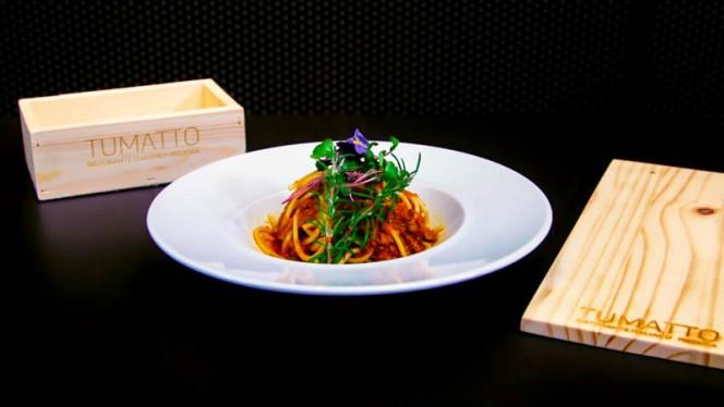 Sugestão do chef - Tumatto Ristorante Italiano e Pizzaria & Lab 253, Braga