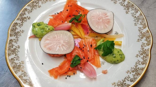 Suggestion de plat - Chef Lyon, Lyon