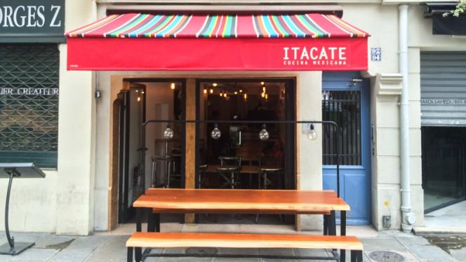 Devanture - Itacate - Saveurs du Mexique, Paris