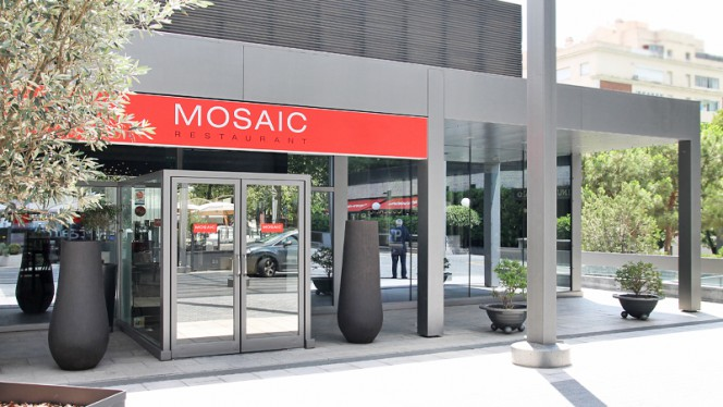 Mosaic Restaurant  10 - Mosaic Restaurant, Barcelona