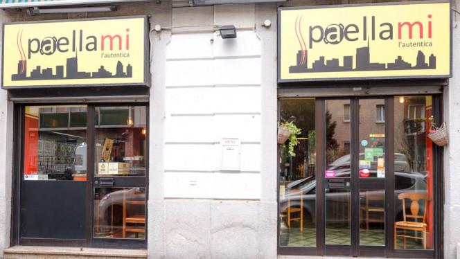 La entrata - Paellami, Milan