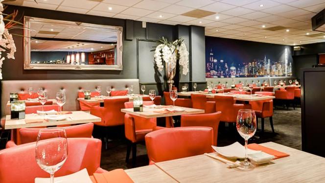 restaurantzaal - Michiu, Amsterdam