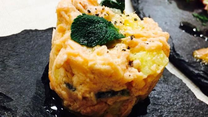 Suggerimento dello chef - Il Segreto del Mare, Rome