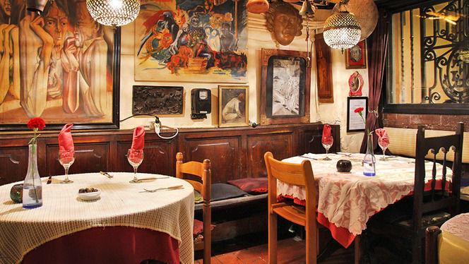 Mesas y decoración - La Carassa, Barcelona