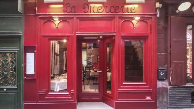 Entrée - La Mercerie, Paris