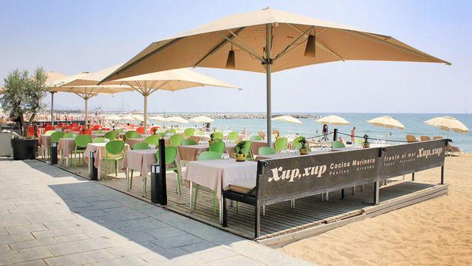 Terraza exterior - Xup Xup Restaurant, Barcelona