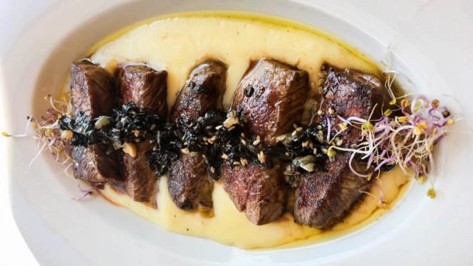 Sugerencia del chef - Carmen Aben Humeya, Granada