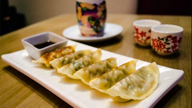 Sugerencia del chef - Ramen Hakata, Madrid