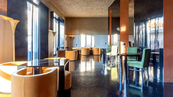 Vista della sala - Off Club Rome, Rome