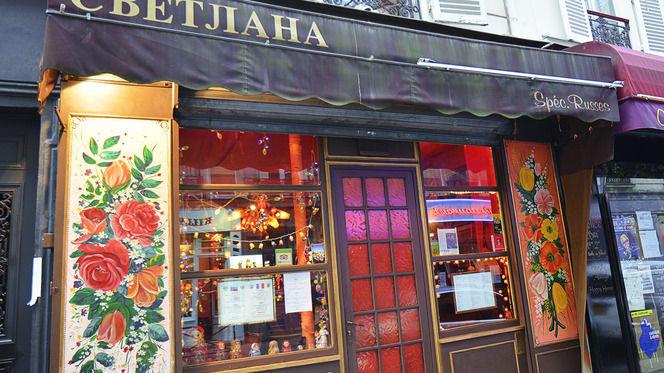 Svetlana - Svetlana, Paris