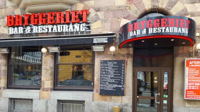 Entre - Bryggeriet Bar och restaurang, Stockholm