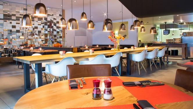 Het restaurant - BIT Grill and Café, Den Haag