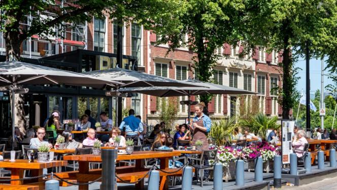 Terras Bit Grill - BIT Grill and Café, Den Haag