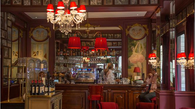 Aperçu du bar - Bistrot de l'Opéra Carmen, Paris