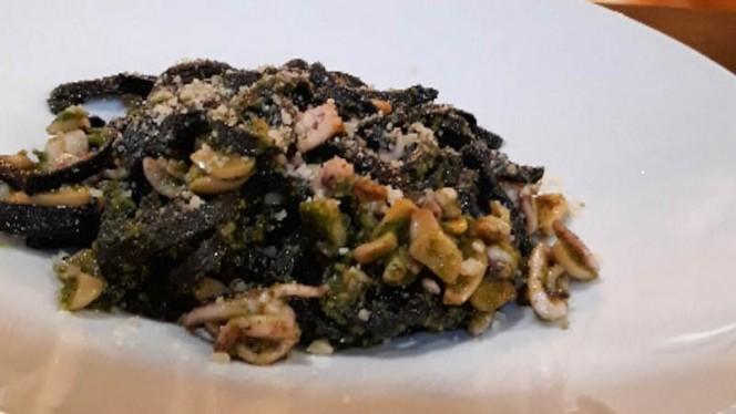 Sugerencia del chef - Harinas Cocina a Fuego Lento, Sevilla