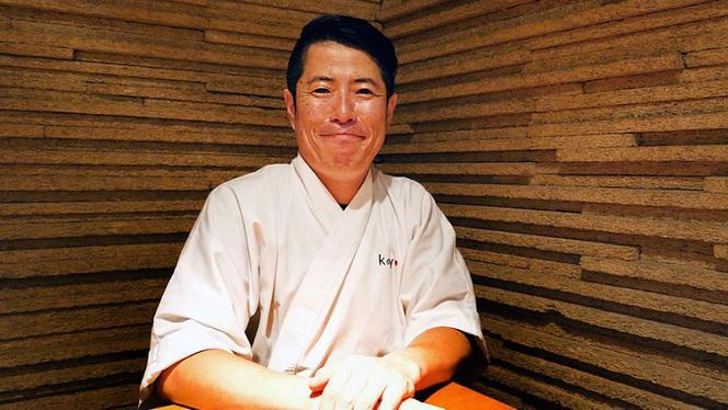Chef - Koy Shunka, Barcelona